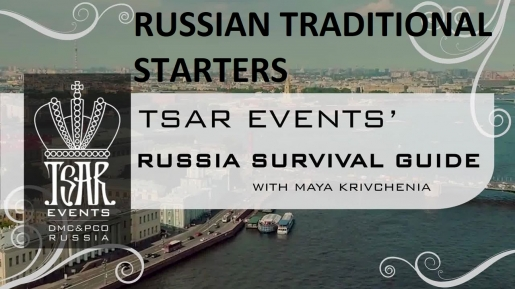 Episode 2: Tsar Events' RUSSIA SURVIVAL GUIDE: Russian Starters