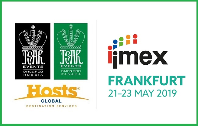 Meet Tsar Events PANAMA DMC & PCO, a HOSTS GLOBAL member at IMEX Frankfurt 2019, Stand #G405