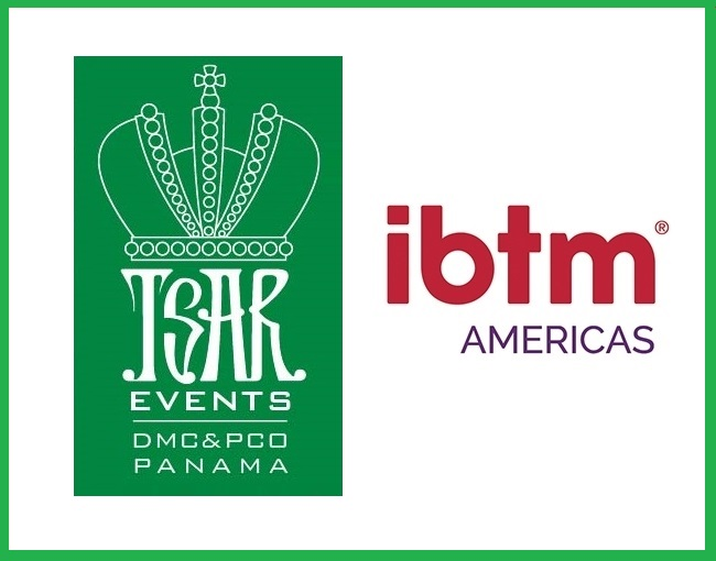 Meet Tsar Events PANAMA DMC & PCO during IBTM Americas in Mexico City, Mexico