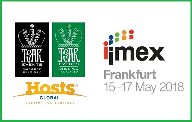 Meet Tsar Events PANAMA DMC & PCO, a HOSTS GLOBAL member at IMEX Frankfurt 2018, Stand #G412